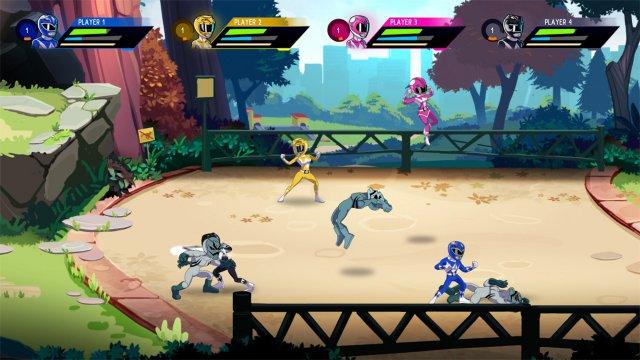 Mighty Morphin Power Rangers: Mega Battle - Immagine 1