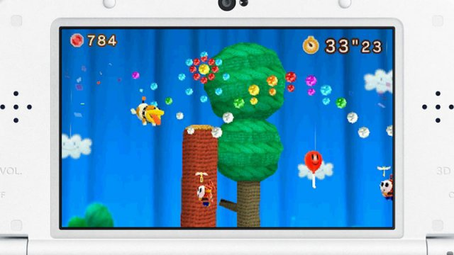 Poochy & Yoshi's Wooly World - Immagine 2