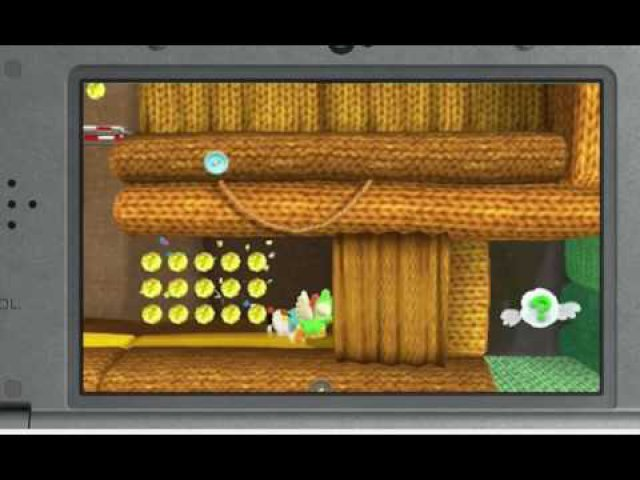 Poochy & Yoshi's Wooly World - Immagine 3