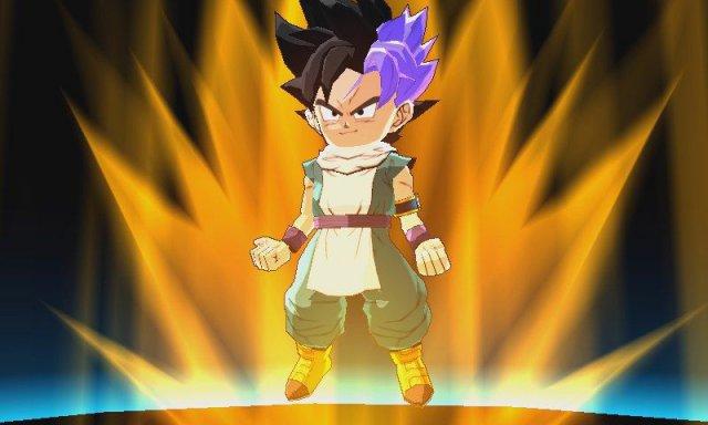 Dragon Ball Fusions - Immagine 1