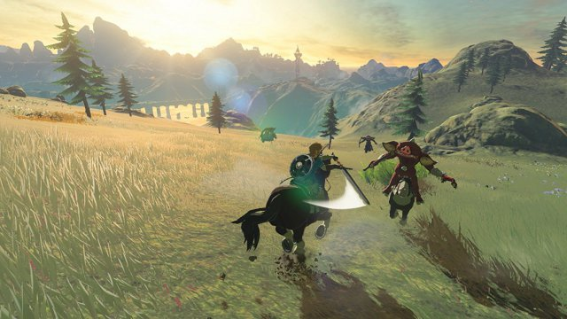 The Legend of Zelda: Breath of the Wild - Immagine 1
