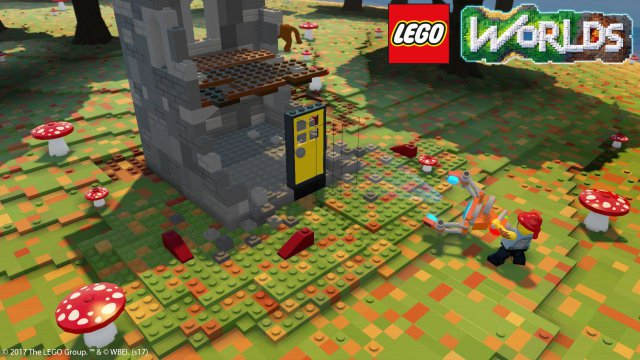 LEGO Worlds - Immagine 1