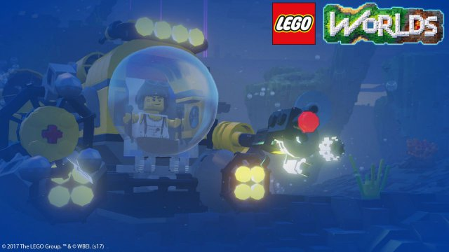 LEGO Worlds - Immagine 3