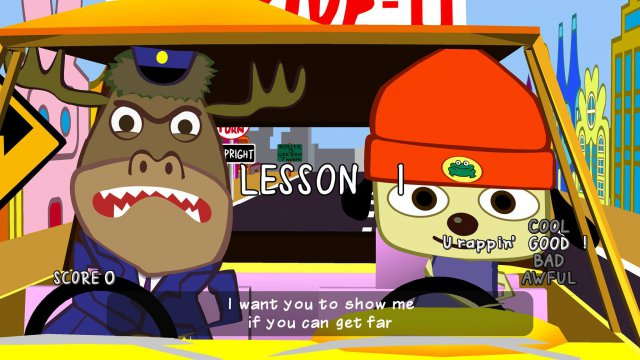 Parappa the Rapper - Immagine 1
