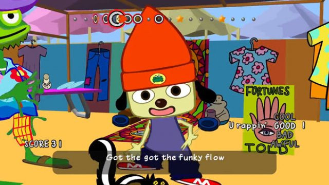Parappa the Rapper - Immagine 2