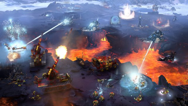 Warhammer 40,000: Dawn of War III - Immagine 2