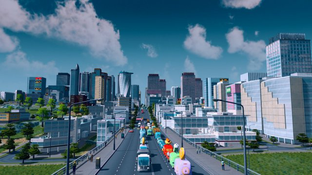 Cities: Skylines - Immagine 1