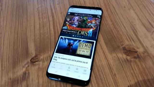 Samsung Galaxy S8 e S8+ - Immagine 1
