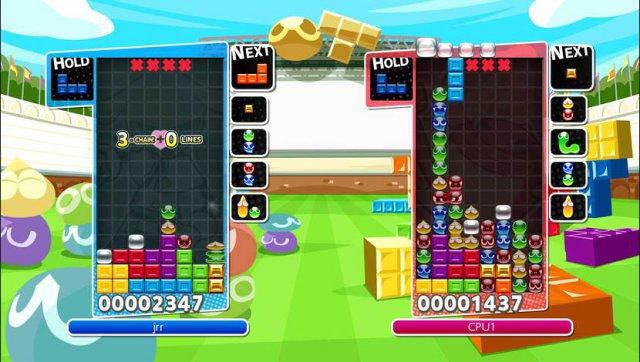 Puyo Puyo Tetris - Immagine 4