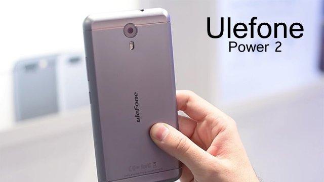 Ulefone Power 2 - Immagine 1