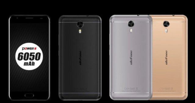 Ulefone Power 2 - Immagine 3