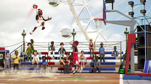 NBA Playgrounds - Immagine 2