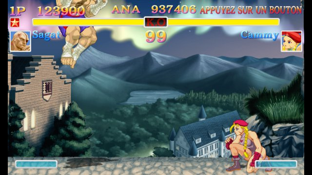 Ultra Street Fighter II Turbo - Immagine 3