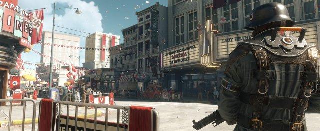 Wolfenstein II: The New Colossus - Immagine 1