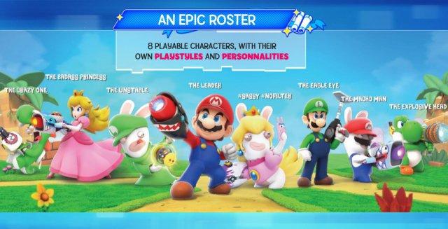 Mario + Rabbids: Kingdom Battle - Immagine 2