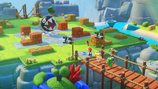 Mario + Rabbids: Kingdom Battle - Immagine 4