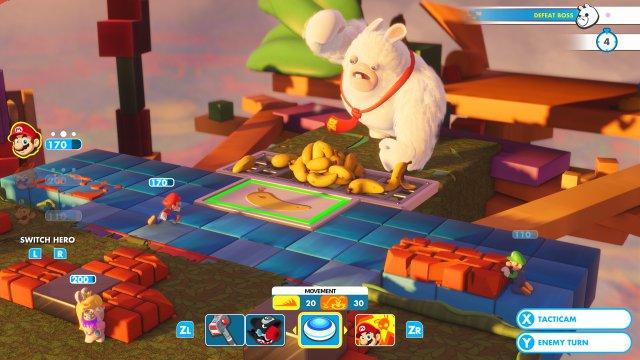 Mario + Rabbids: Kingdom Battle - Immagine 5