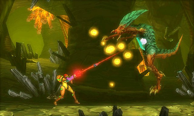 Metroid: Samus Returns - Immagine 3