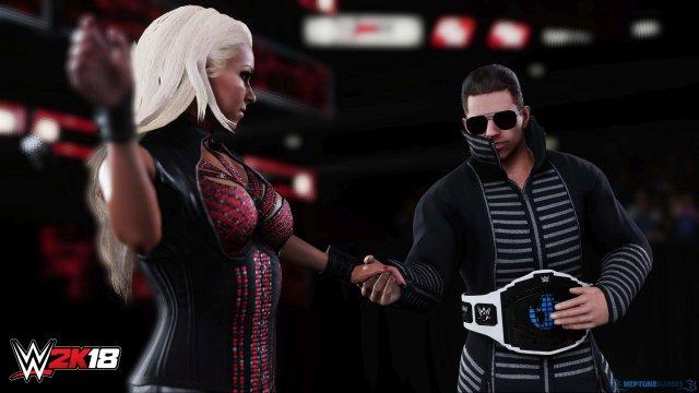 WWE 2K18 - Immagine 1