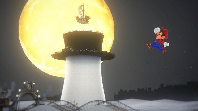 Super Mario Odyssey - Immagine 2
