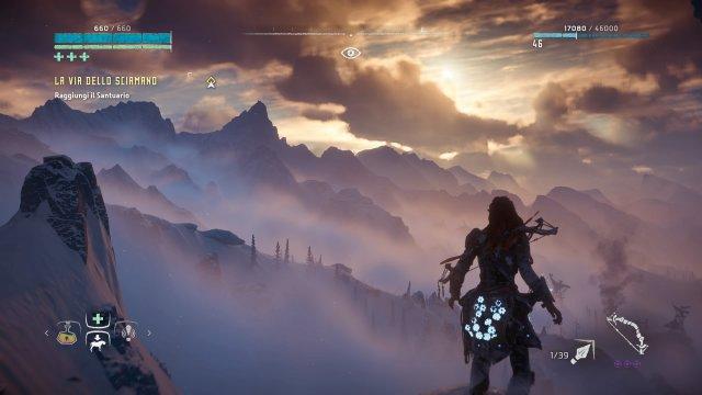 Horizon Zero Dawn: The Frozen Wilds - Immagine 1