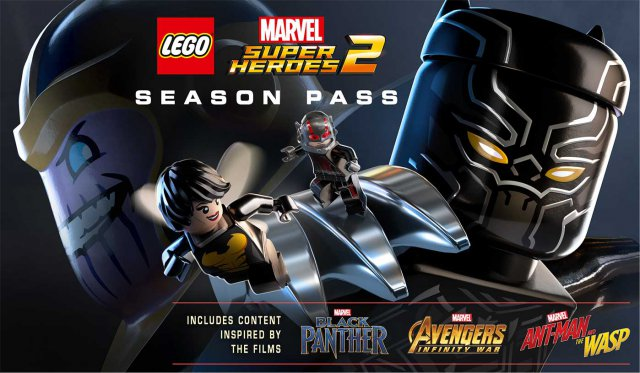 LEGO Marvel Super Heroes 2 - Immagine 2