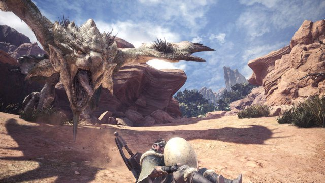 Monster Hunter World - Immagine 2