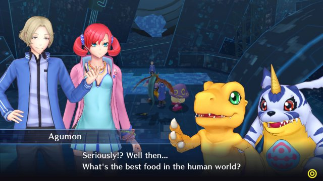 Digimon Story: Cyber Sleuth - Immagine 1