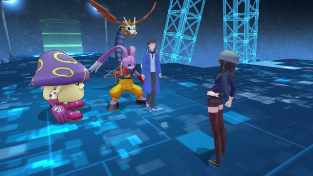 Digimon Story: Cyber Sleuth - Immagine 2