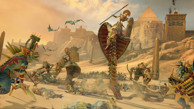 Total War: Warhammer II - Rise of the Tomb Kings - Immagine 2