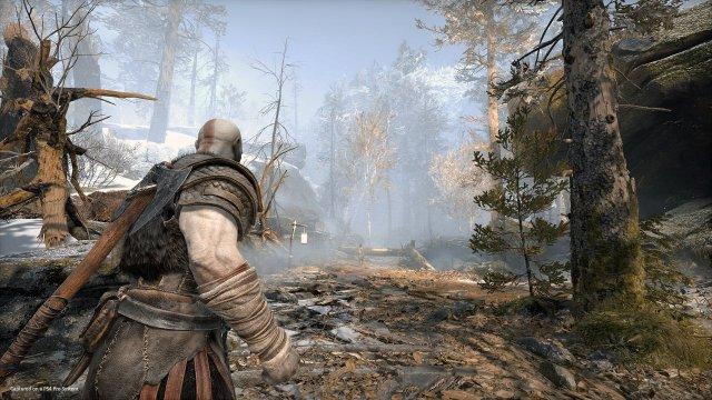 God Of War (PS4) - Immagine 2