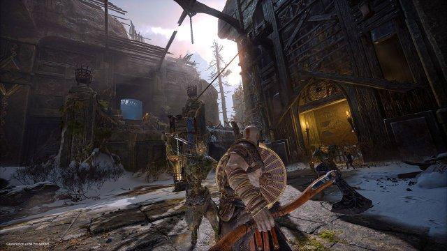 God Of War (PS4) - Immagine 4