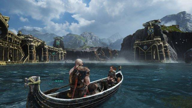 God Of War (PS4) - Immagine 3