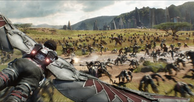 Avengers: Infinity War - Immagine 4