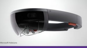 Il nuovo visore per la realt� aumentata di Microsoft si chiama Hololens