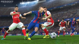 KONAMI include PES League all'interno di PES 2017