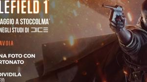 Battlefield 1 vi manda in Svezia