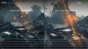 Comparazione PS4/XboxOne per Battlefield 1