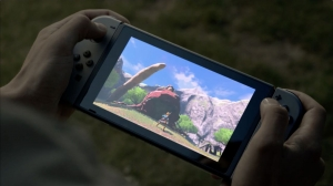 Nintendo Switch non � un secondo schermo