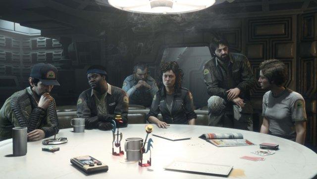 Ordina Alien: Isolation e gioca con gli attori del film originale