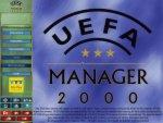 Uefa Manager 2000 - Immagine 1