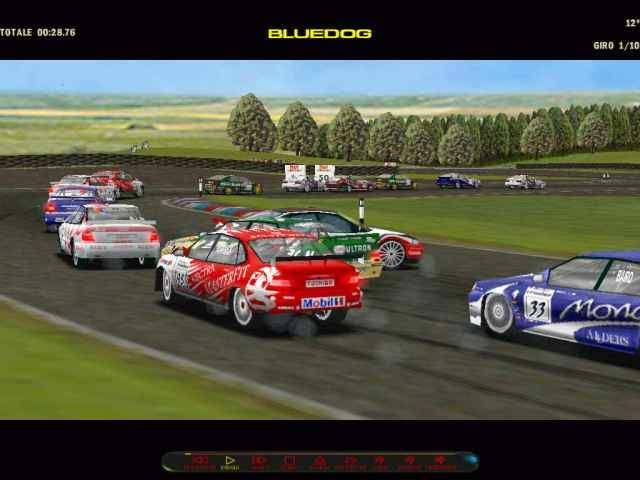 Toca Touring Cars  Pc