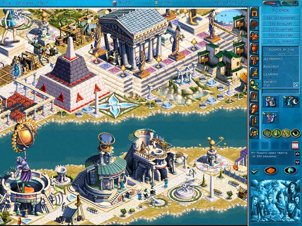 Zeus, poseidon on Steam Zeus, poseidon : Master of OlympusAtlantis Full Version Free