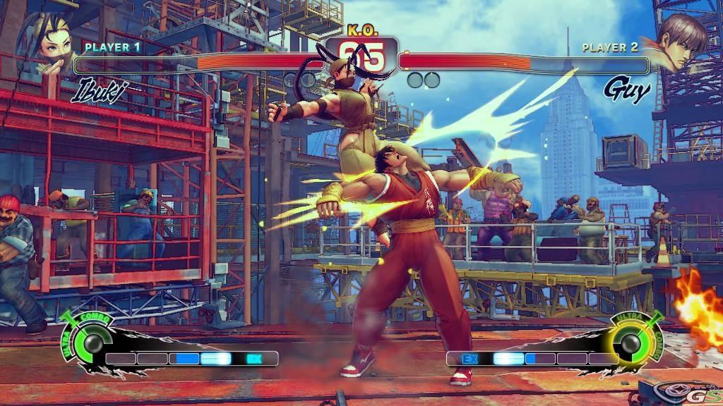 Super street fighter iv recensione xbox 360 - You potente naturalmente ...