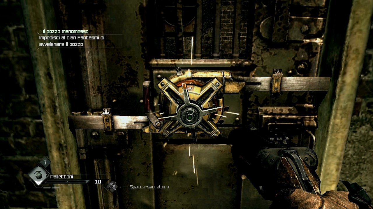 Rage recensione xbox 360 - Scassinare una porta ...