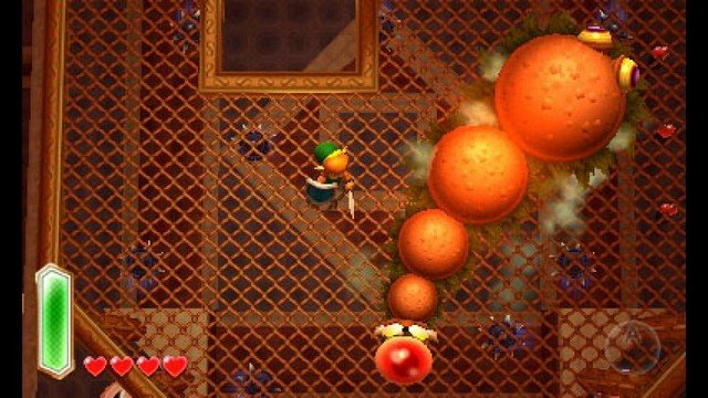 The Legend of Zelda: A link between Worlds - Immagine 2