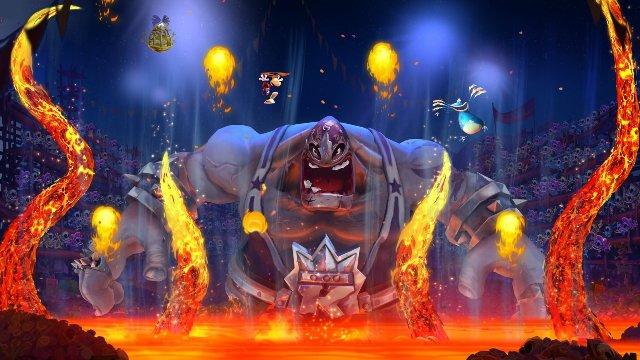 Rayman Legends - Immagine 1