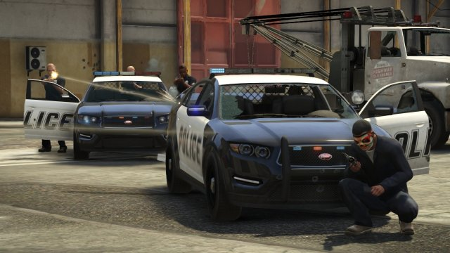 Grand Theft Auto V - Immagine 2