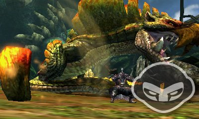 Monster Hunter 4 - Immagine 1