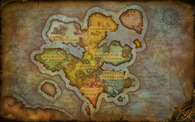 World of Warcraft:  Warlords of Draenor - Immagine 1